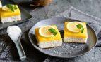 Receta de pastel cremoso de limón