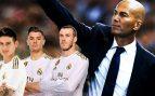 La decisión de Zidane: tres nombres y dos descartes