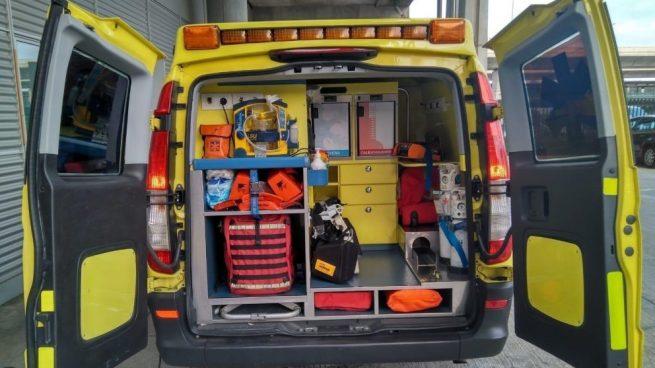 Accidentes en las carreteras y los servicios de emergencias @EP