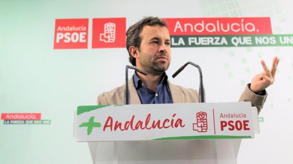 Julián Millán, alcalde de Jaén.