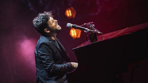 El cantante Pablo López @Starlite