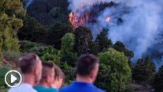 Incendio en Gran Canarias