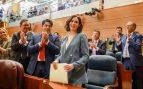 Isabel Díaz Ayuso. presidenta de la Comunidad de Madrid @EP