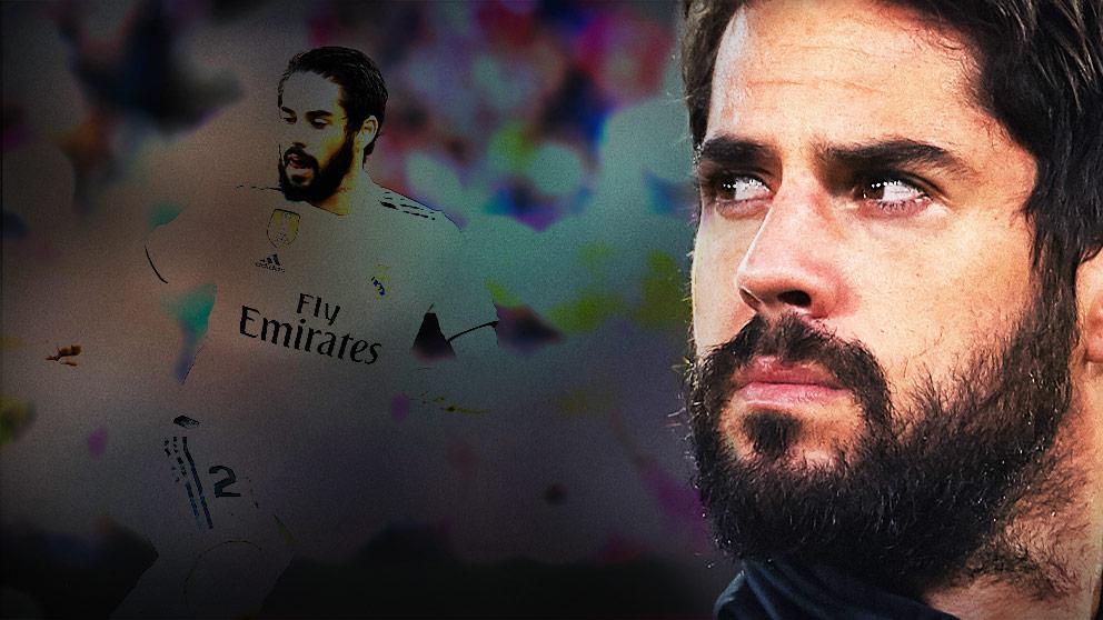 Isco Alarcón no se consolida como titular en el Real Madrid.