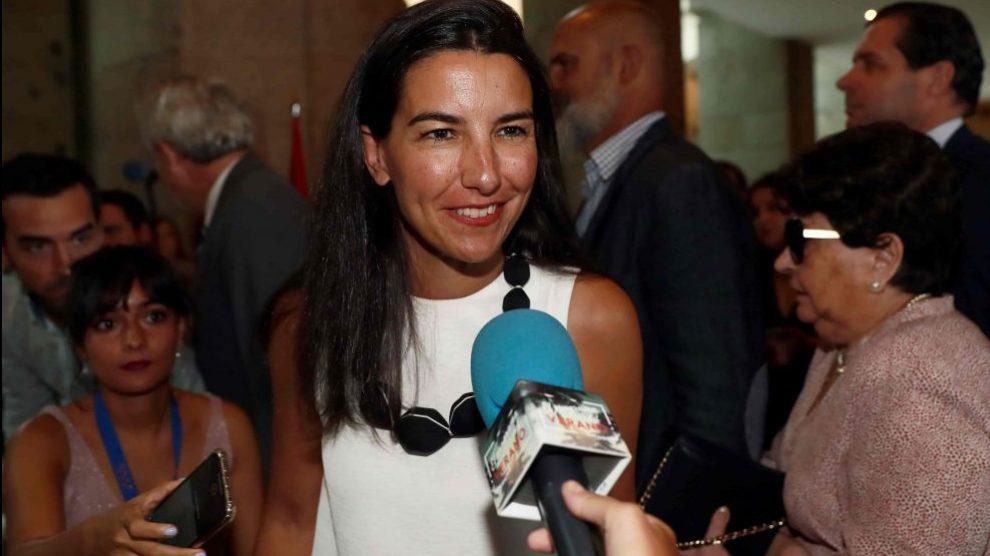 Rocío Monasterio @EFE