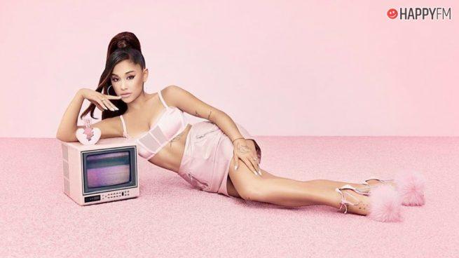 Ariana Grande presume de fan número uno