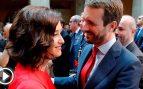 Casado sobre Isabel Díaz Ayuso: «Es una persona honesta pero han sido muy injustos con ella y su familia»