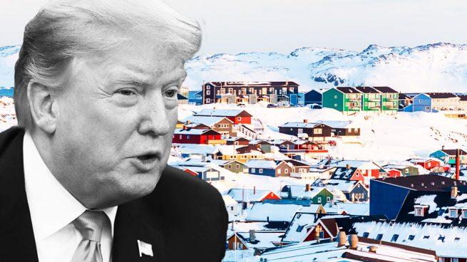 Trump solo tendría que pagar esta cantidad para comprar Groenlandia