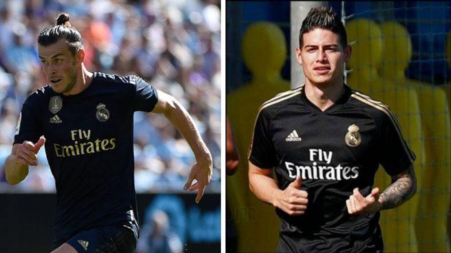 El PSG no pierde de vista a Bale y James