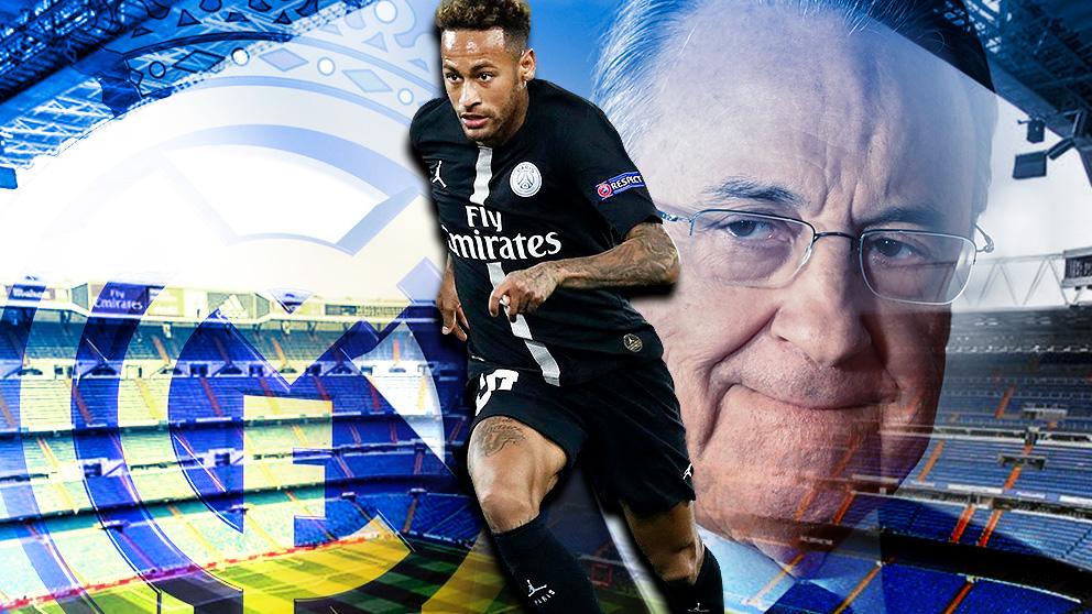 El Real Madrid acelera por Neymar.