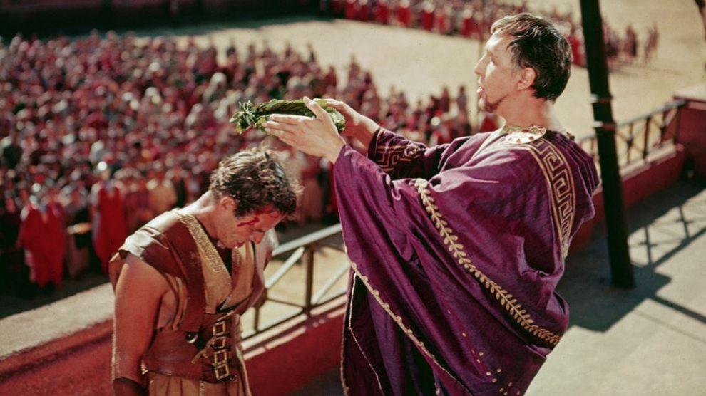 El Imperio Romano ha centrado un gran número de películas y series