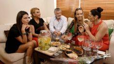 Rosa y su «Fiesta del amor» en 'Ven a cenar conmigo: Gourmet Edition'