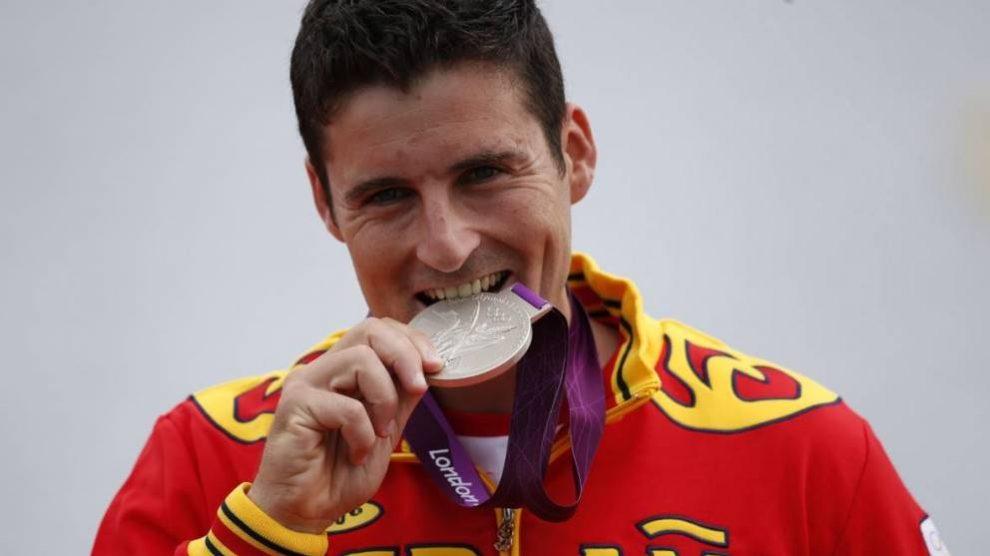David Cal es nuestro olímpico más laureado