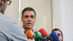 Pedro Sánchez, presidente en funciones. @Getty