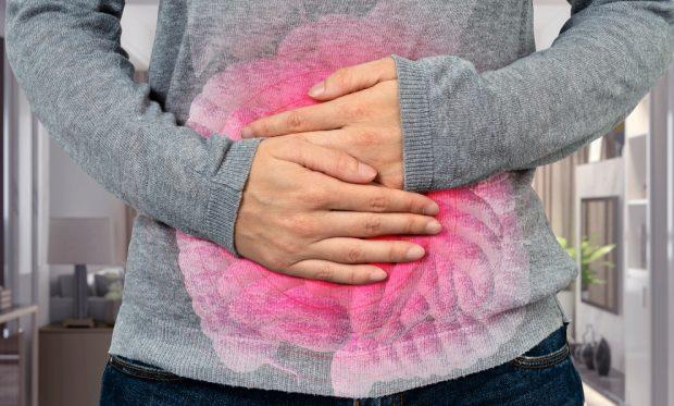 El vólvulo intestinal