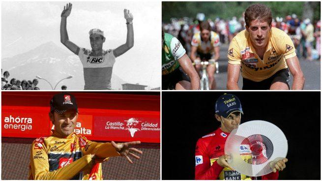 Ganadores españoles Vuelta a España