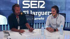 Manu Carreño y Robert Moreno (@Ellarguero)