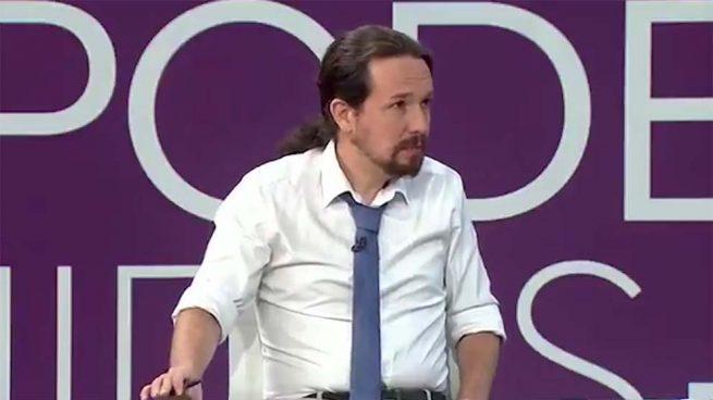 Iglesias sobre el veto a que entrara en el Gobierno: «Era la exigencia más inaceptable del PSOE»