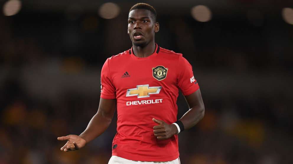Pogba ganó el Golden Boy en 2013. Estuvo a punto de salir del Manchester United este verano y su futuro está en el aire. (Getty)