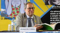 Quim Torra, presidente de la Generalitat @EP