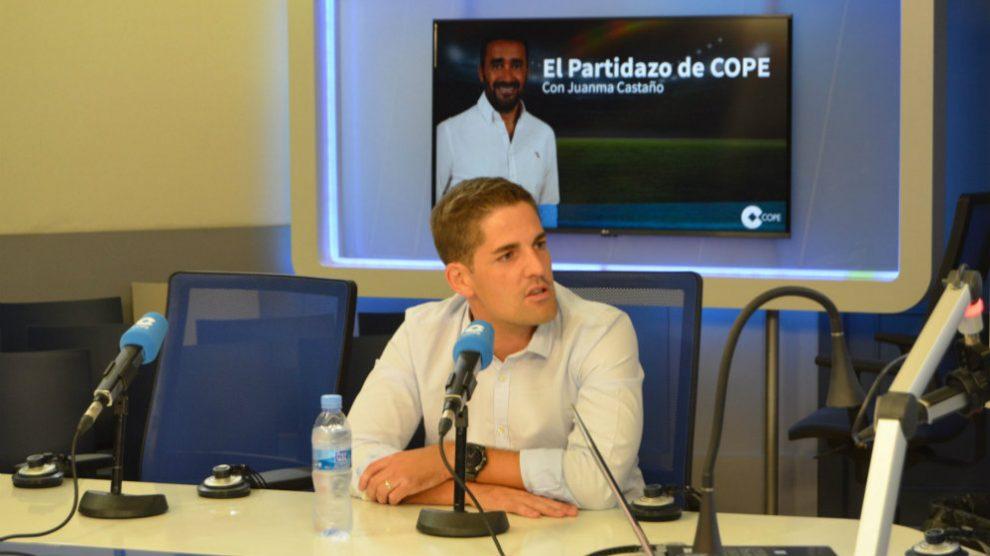 Robert Moreno en la Cope (@Partidazocope)