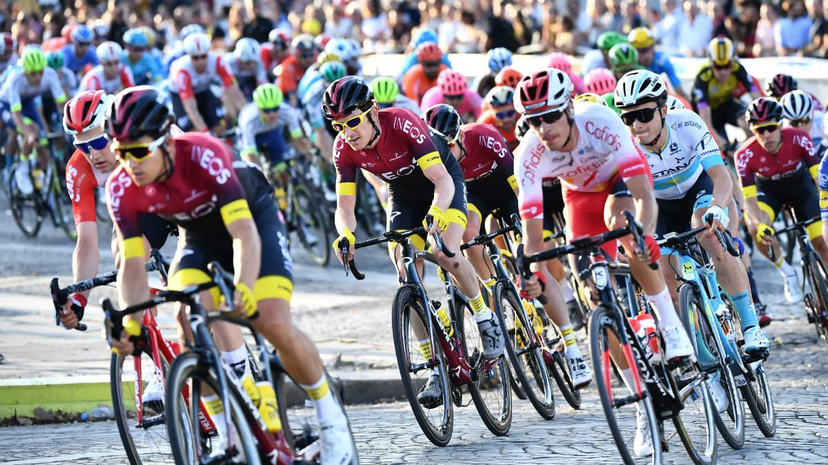 La Vuelta a España arranca este fin de semana con 22 equipos (Getty).