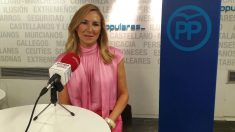 Ana Beltrán, vicesecretaria de Organización del PP. (Ep)