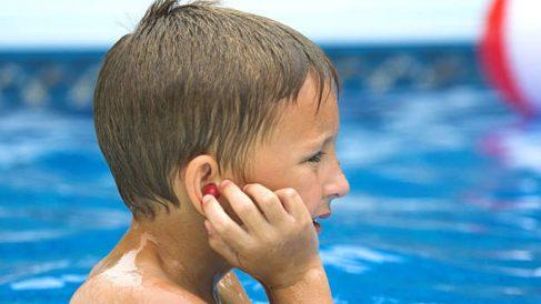 Guía de pasos para sacar el agua del oido
