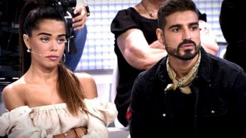 Violeta y Fabio vuelven a 'MYHYV'