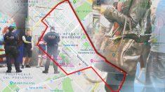 Zonas de Barcelona dejan de recibir paquetes por ser «peligrosas».