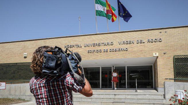Hospital Universitario de Sevilla donde murió este martes la afectada por listeria @EP