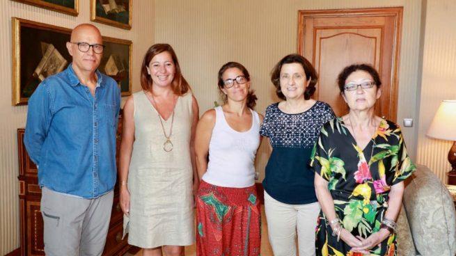 Una consejera de Armengol critica a Sánchez por la crisis del 'Open Arms'