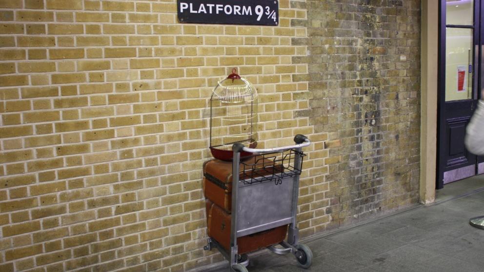 La editorial Penguin Random House compró hace pocos meses los derechos de Harry Potter.
