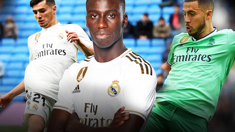 El Real Madrid tiene la enfermería con más jugadores de los esperados.