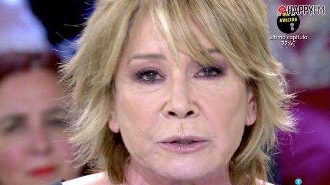 Mila Ximénez arremete duramente contra Las Campos