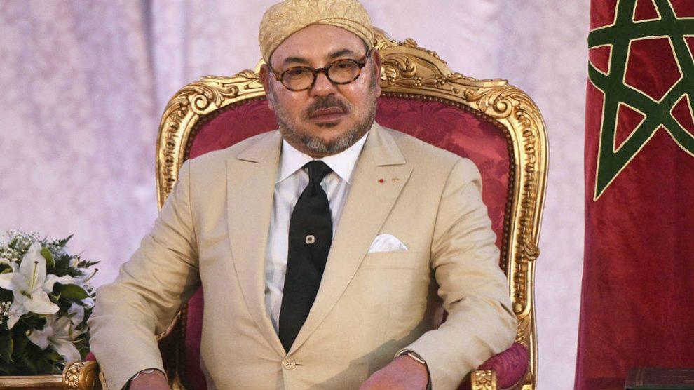 Mohamed VI.