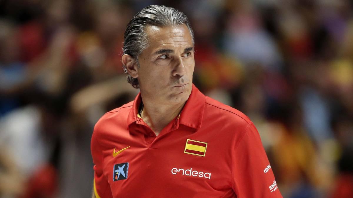 Sergio Scariolo dio una lista con varias novedades respecto a anteriores torneos.
