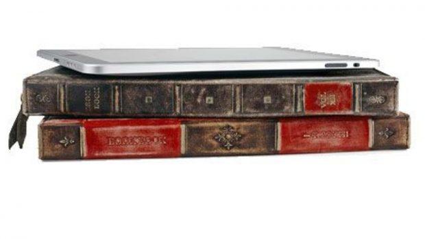 Cómo hacer una funda para Tablet con un libro viejo