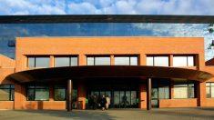 Hospital Sierrallana en Torrelavega (Cantabria) donde ha fallecido un hombre convirtiéndose en la segunda víctima mortal del brote de listeriosis. Foto: EP