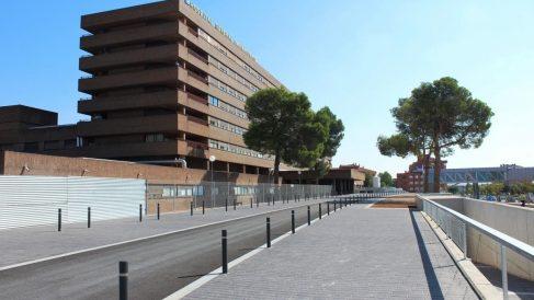 Hospital de Albacete @EP