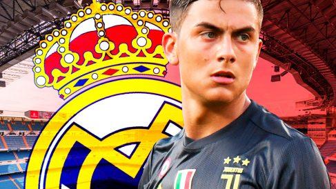 El Real Madrid rechazó el fichaje de Dybala tras la gira americana.
