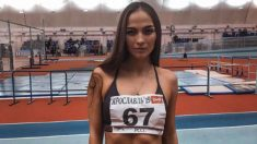 Maria Plavunova, la atleta y modelo rusa encontrada muerta. (Instagram)