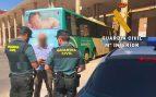 Detenidos por secuestrar dos días a un vecino de Jaén para obligarle a transferir su coche