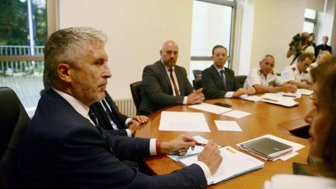 Marlaska pide no usar los pasos fronterizos entre el País Vasco y Francia por la celebración del G-7