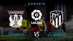 Liga Santander 2019-2020: Leganés – Atlético| Horario del partido de fútbol de la Liga Santander.