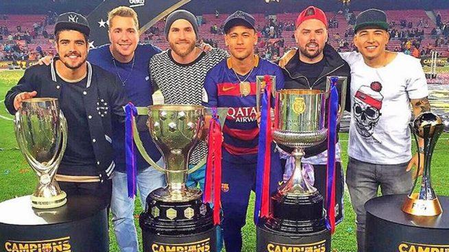 Neymar hace ¿el guiño definitivo que esperaba el Barça?