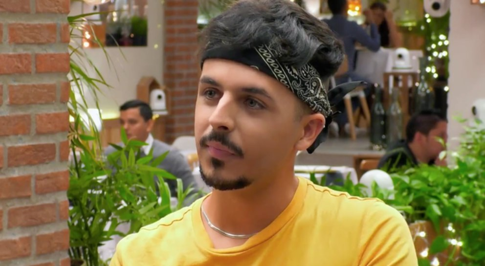 Alberto en 'First Dates'