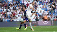 Liga Santander: Real Madrid – Valladolid | Partido de hoy de La Liga, en directo.