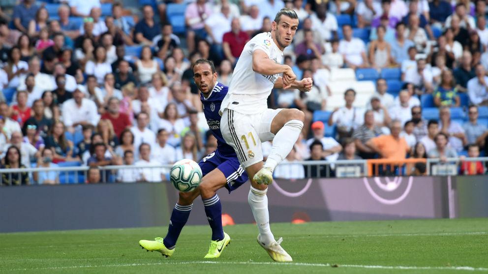 Liga Santander: Real Madrid – Valladolid   Partido de hoy de La Liga, en directo.