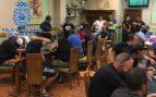 Desmantelado un club clandestino de póker en San Sebastián de los Reyes